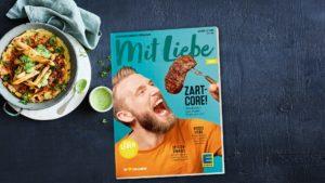 Kundenmagazin EDEKA Mit Liebe